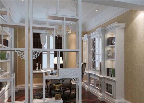 室内隔断方式有哪些 四种常见的室内隔断方式