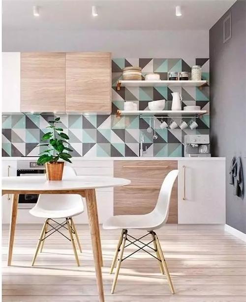 地板+墙面的色彩搭配美学手册 超实用!