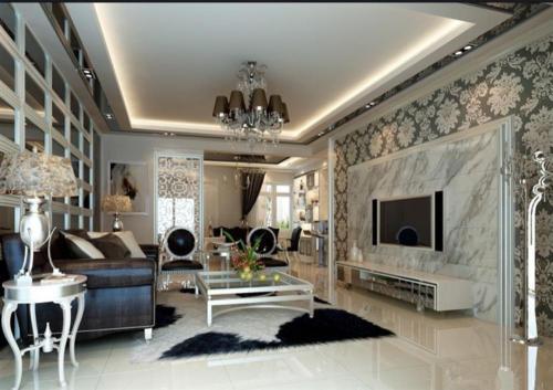 四室二厅装修有什么技巧 大户型房子的装修5