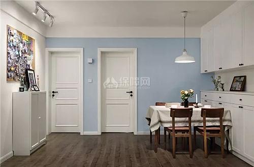 门、门套、踢脚线的颜色选择 这样到位才好看!