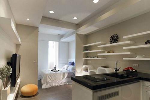 一室一厅装修有哪些技巧 一室一厅如何设计