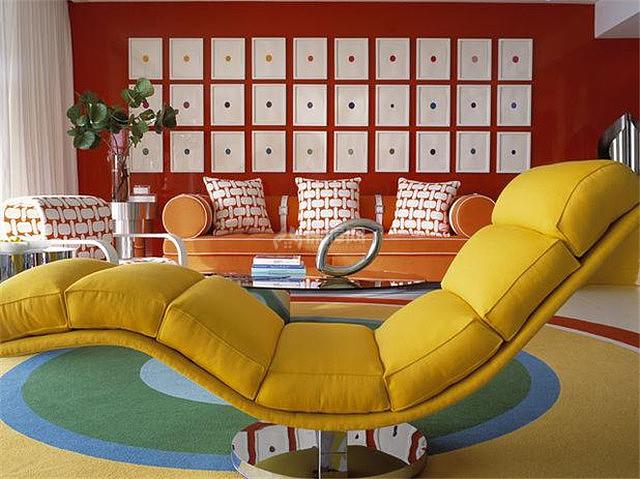 不是设计师 也能进行房间色彩搭配
