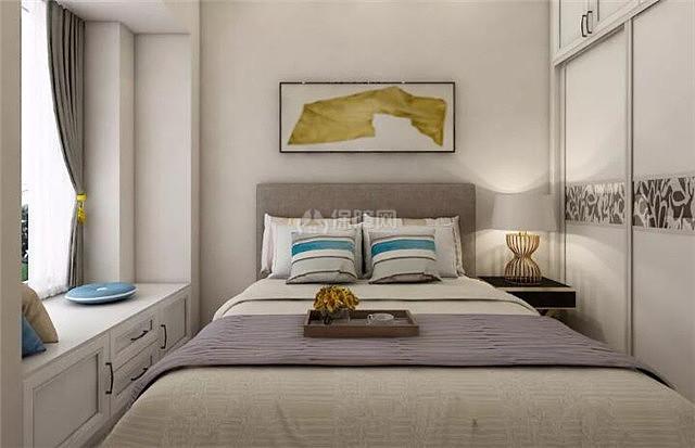 卧室床头区