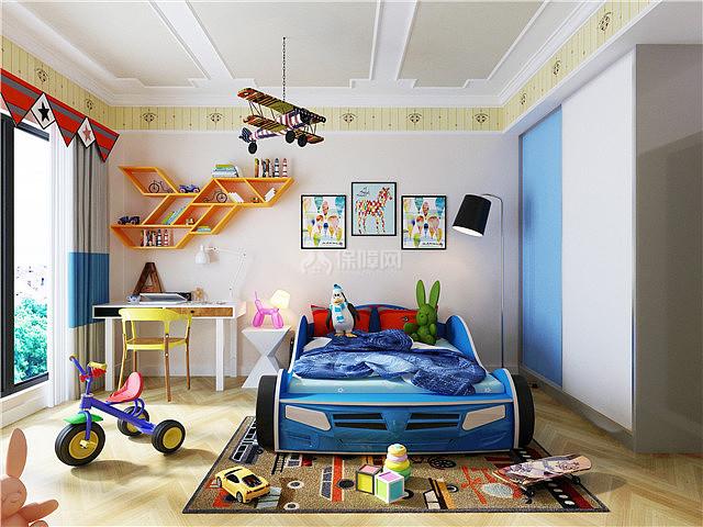 游戏儿童房