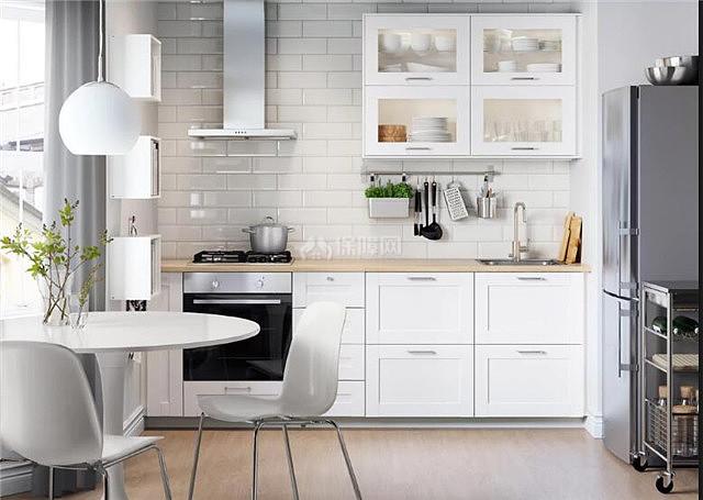 厨房布置设计
