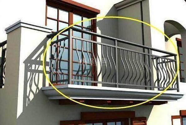 买房不要买带这种阳台的房子!聪明人白送都不要,买了要吃大亏