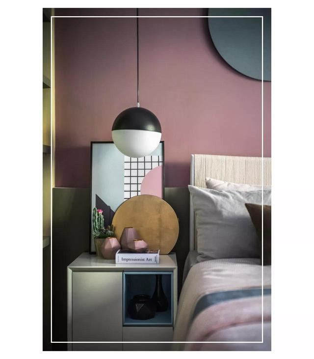 房屋装修的色彩搭配 试试这种明快风格