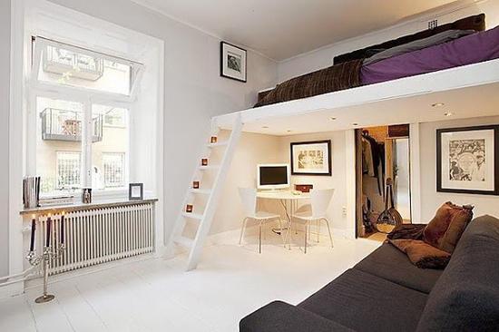 房子小怎么装修好看 小房子也能装出高逼格