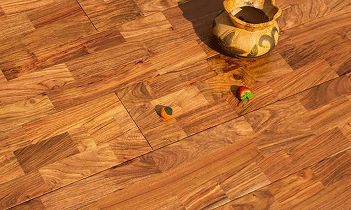 拼装木地板